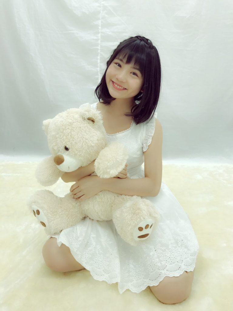 SKE48小畑優奈のグラビアエロ画像34