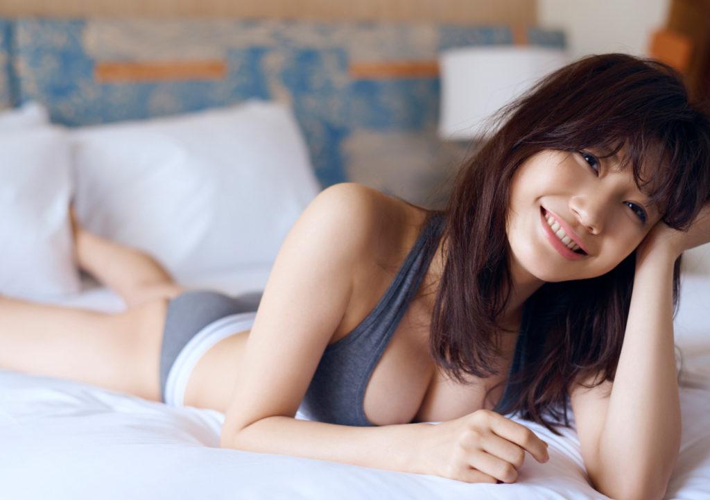 小倉優香の最新グラビアエロ画像25