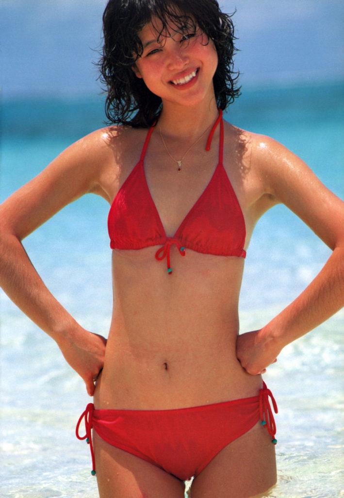 松田聖子(55)ヌード間近を匂わせるスケベ下着姿のエロ画像50枚・26枚目の画像