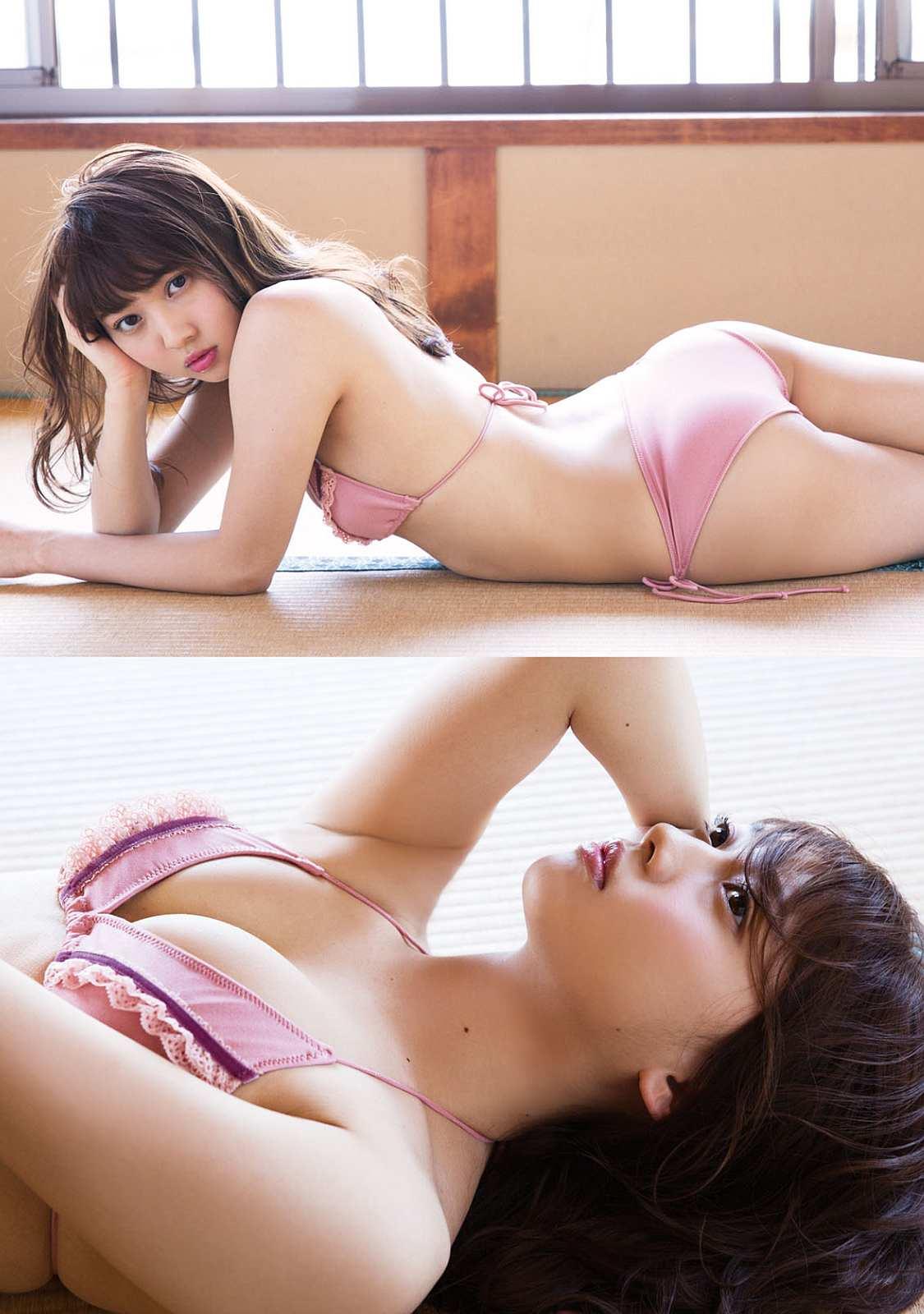 木崎ゆりあ(21)の上裸ヌードグラビア&アイコラエロ画像100枚・27枚目の画像