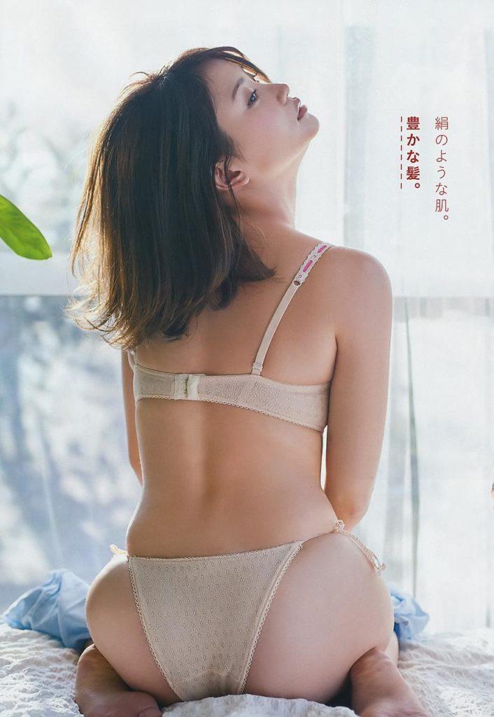 永尾まりや(23)の横乳ヌード写真集・濡れ場エロ画像183枚・68枚目の画像