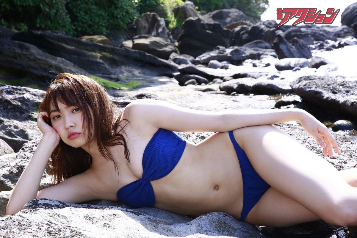 木崎ゆりあ(21)の上裸ヌードグラビア&アイコラエロ画像100枚・33枚目の画像