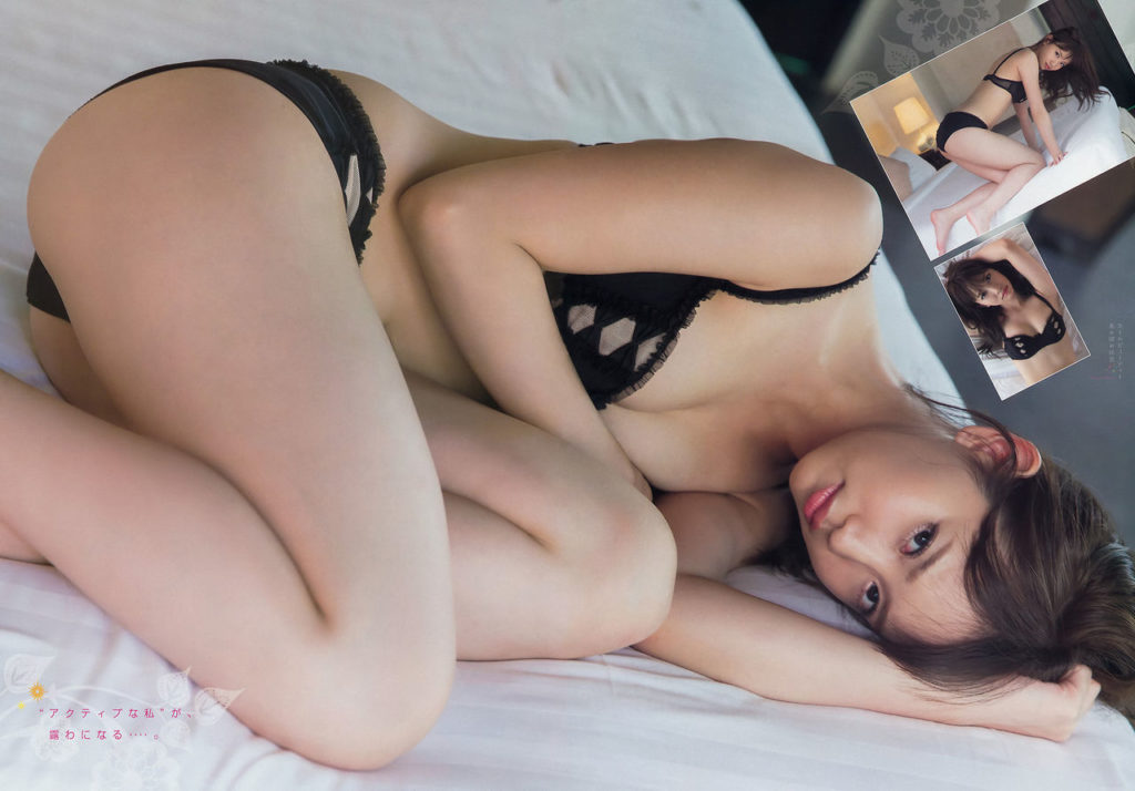 永尾まりや(23)の横乳ヌード写真集・濡れ場エロ画像183枚・76枚目の画像
