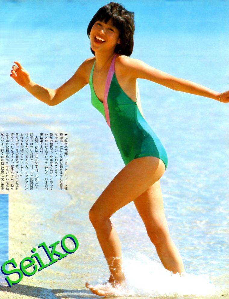 松田聖子(55)ヌード間近を匂わせるスケベ下着姿のエロ画像50枚・50枚目の画像