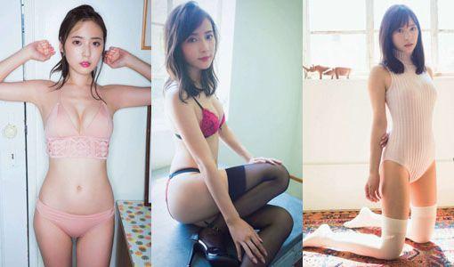 池上紗理依(22)ホクロ美女の水着グラビアエロ画像70枚・1枚目の画像