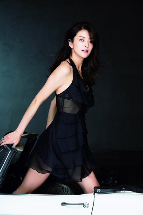 田中道子の写真集水着グラビアエロ画像007