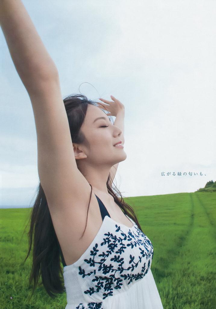 伊東紗冶子(23)Gカップキャスターの水着グラビア画像128枚・18枚目の画像