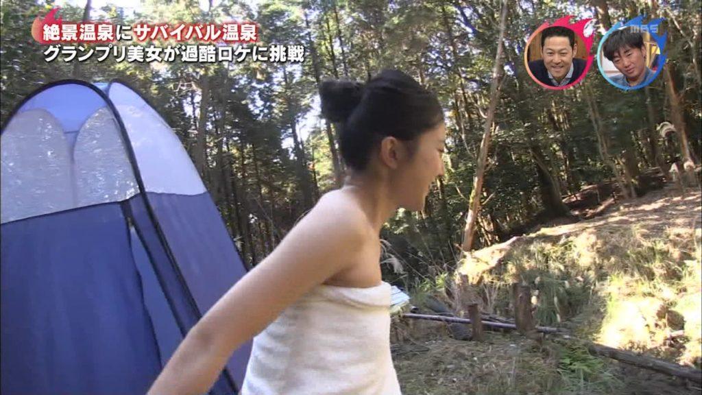 浜口順子(31)本能Zの入浴ロケエロ画像42枚・6枚目の画像