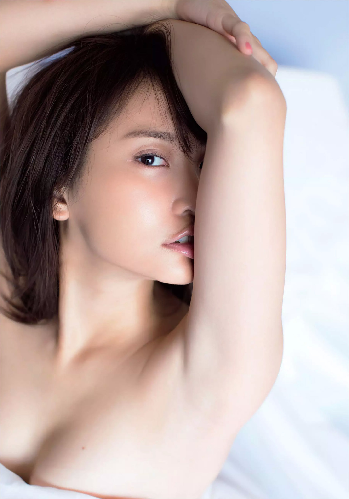永尾まりや(23)の横乳ヌード写真集・濡れ場エロ画像183枚・22枚目の画像