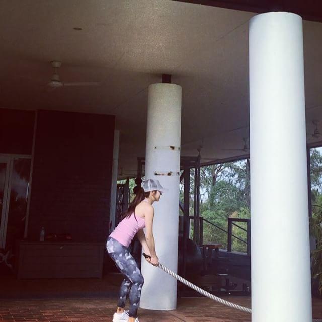 アン・シネのGカップ水着姿エロ画像7
