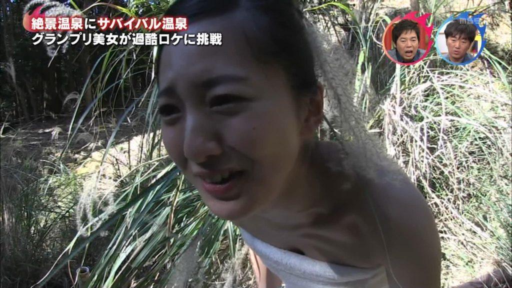 浜口順子(31)本能Zの入浴ロケエロ画像42枚・9枚目の画像