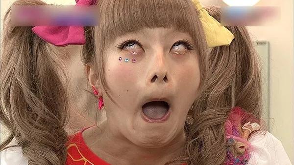 芸能人のアヘ顔・変顔のオナネタ用エロ画像26枚・9枚目の画像
