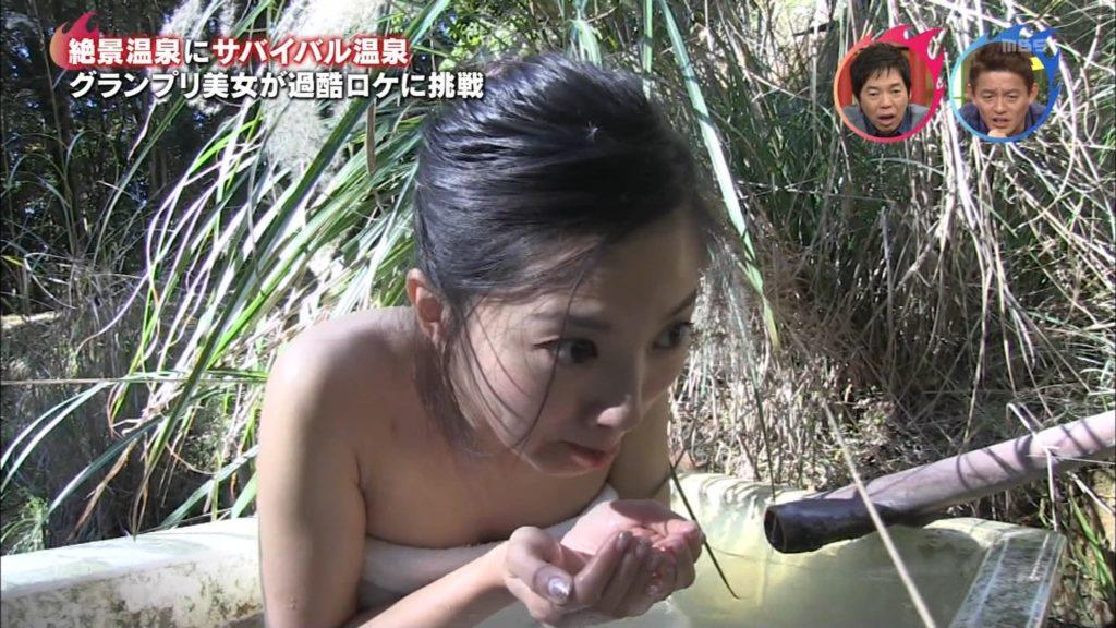 浜口順子(31)本能Zの入浴ロケエロ画像42枚・11枚目の画像