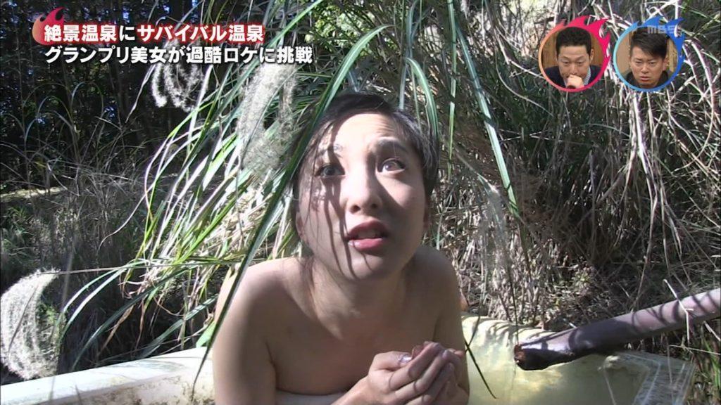 浜口順子(31)本能Zの入浴ロケエロ画像42枚・12枚目の画像