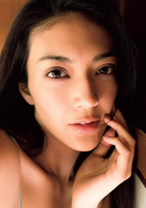 田中道子の写真集水着グラビアエロ画像015