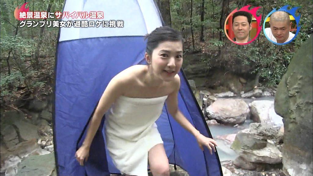 浜口順子(31)本能Zの入浴ロケエロ画像42枚・14枚目の画像