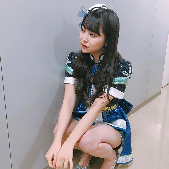 白間美瑠抜けるSNSエロ画像5