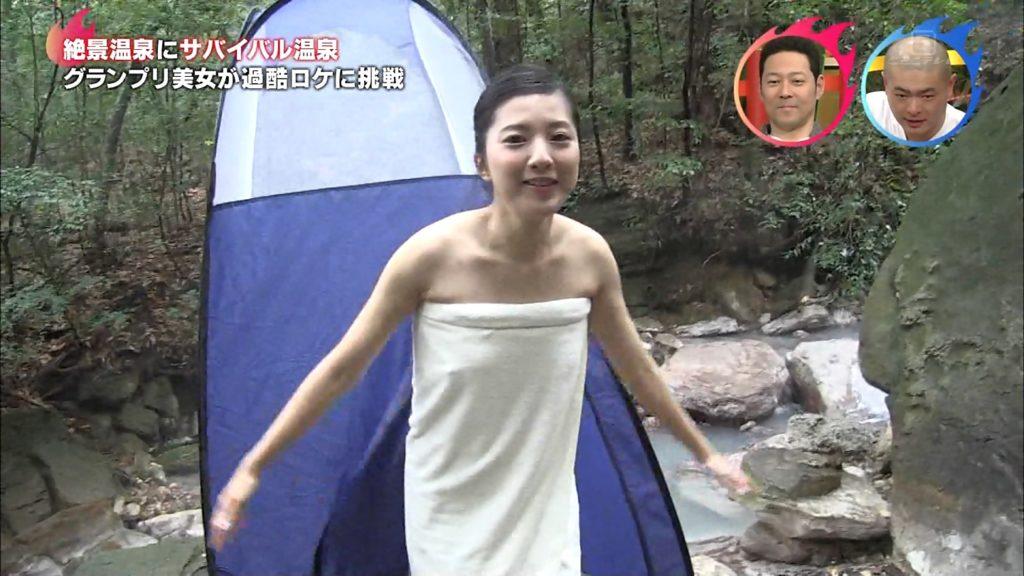 浜口順子(31)本能Zの入浴ロケエロ画像42枚・15枚目の画像