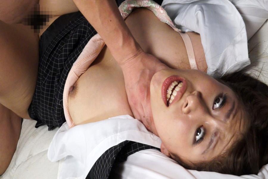 マンコの締り倍増!首絞めセックスエロ画像30枚・15枚目の画像