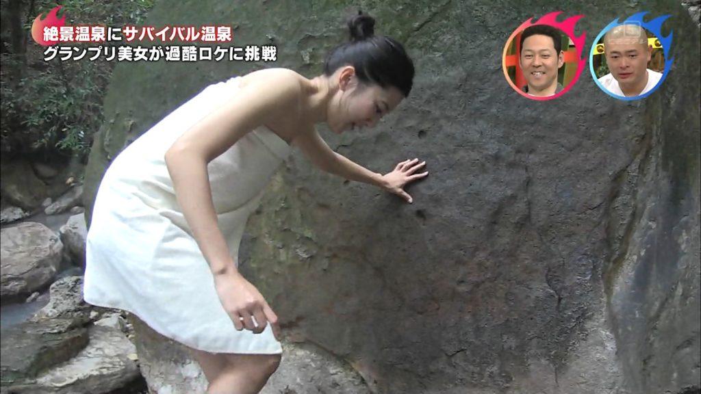 浜口順子(31)本能Zの入浴ロケエロ画像42枚・17枚目の画像