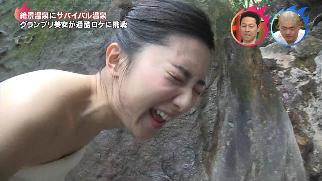 浜口順子(31)本能Zの入浴ロケエロ画像42枚・18枚目の画像