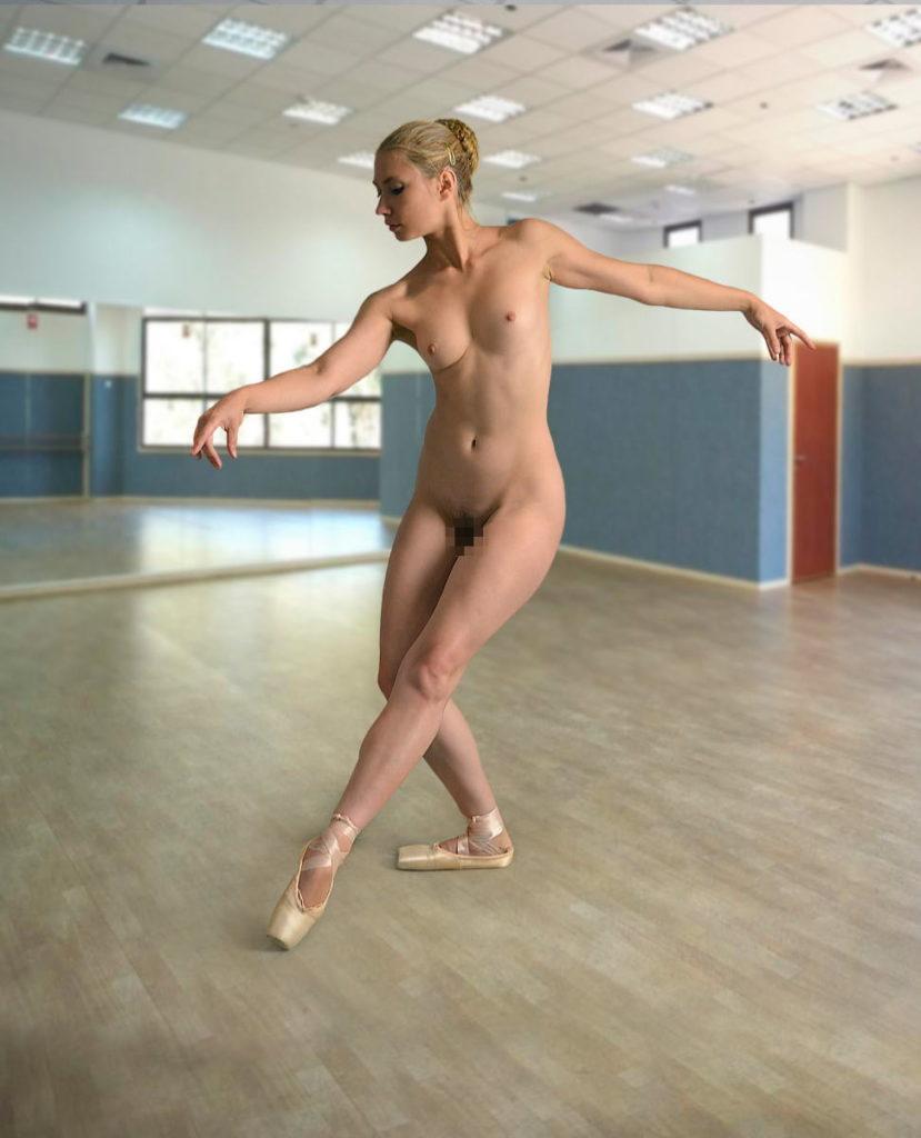 バレエ女子という身体柔らかい女のエロ画像50枚・18枚目の画像