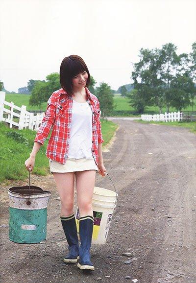 女優・島崎遥香(23)のアイコラエロ画像25枚・19枚目の画像