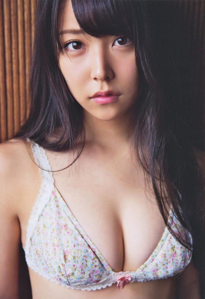 白間美瑠グラビアエロ画像13
