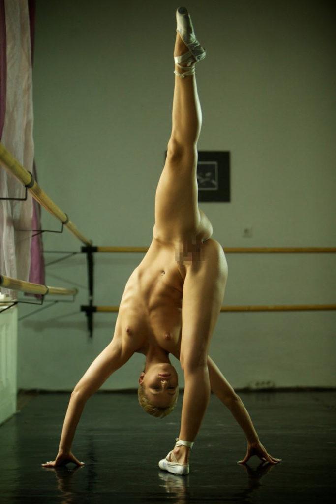 バレエ女子という身体柔らかい女のエロ画像50枚・21枚目の画像