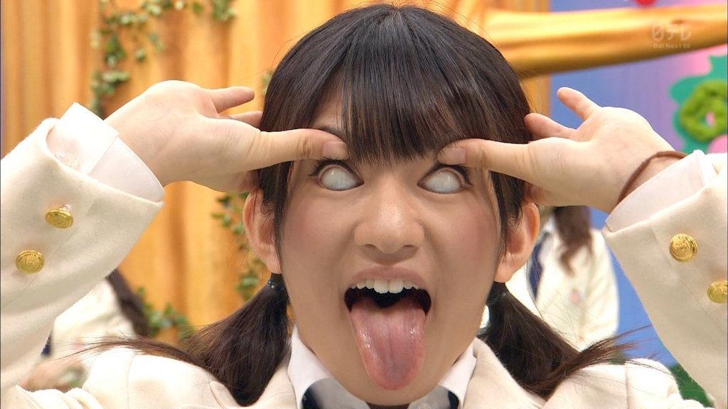 芸能人のアヘ顔・変顔のオナネタ用エロ画像26枚・27枚目の画像