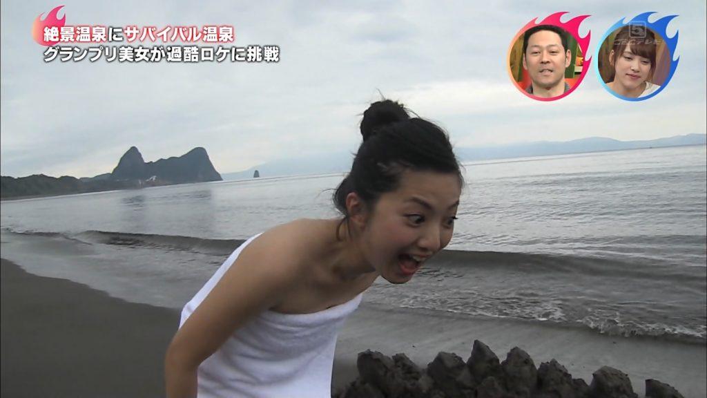 浜口順子(31)本能Zの入浴ロケエロ画像42枚・26枚目の画像