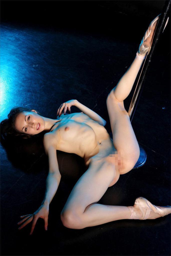 バレエ女子という身体柔らかい女のエロ画像50枚・27枚目の画像