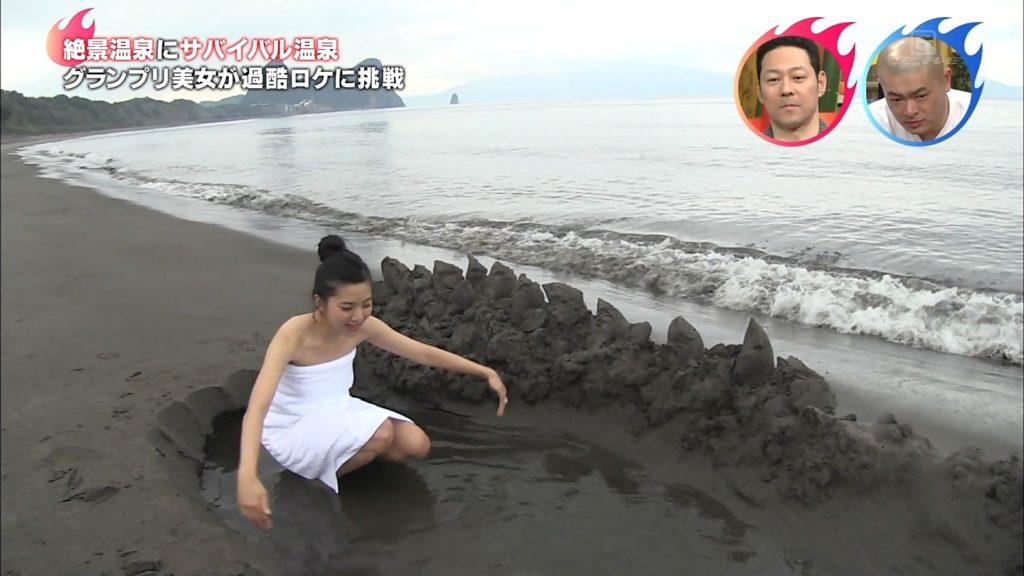 浜口順子(31)本能Zの入浴ロケエロ画像42枚・28枚目の画像