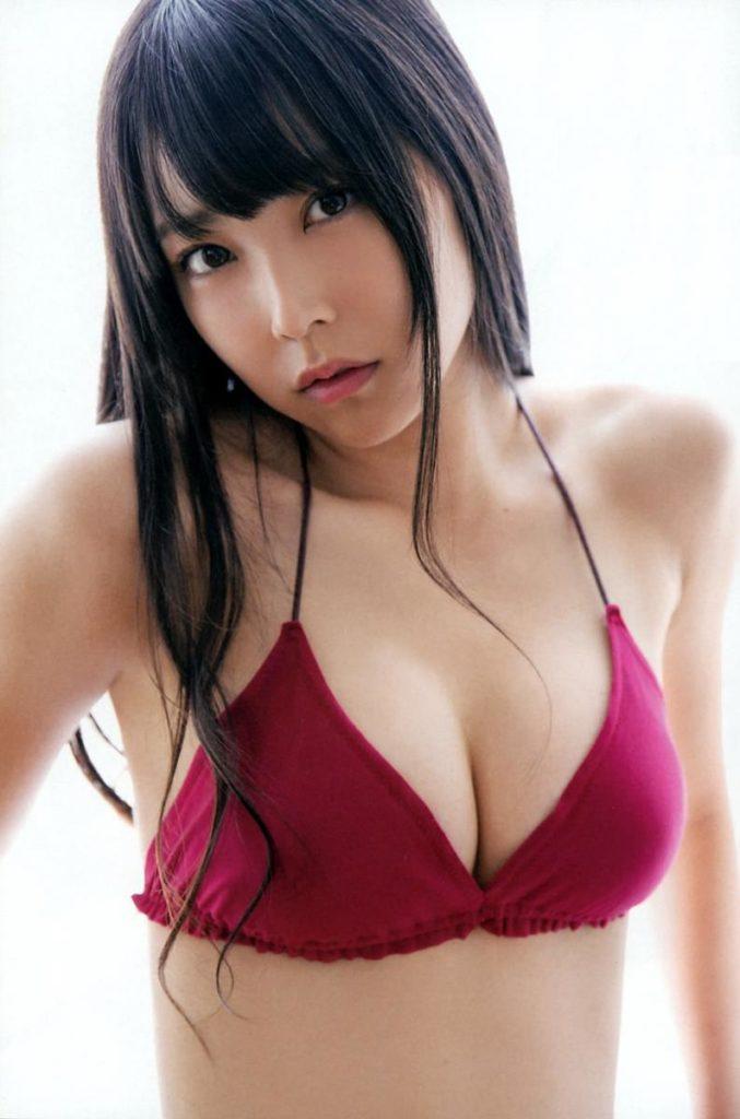 白間美瑠グラビアエロ画像22