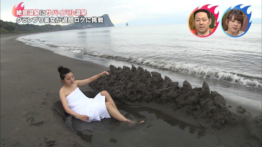 浜口順子(31)本能Zの入浴ロケエロ画像42枚・29枚目の画像