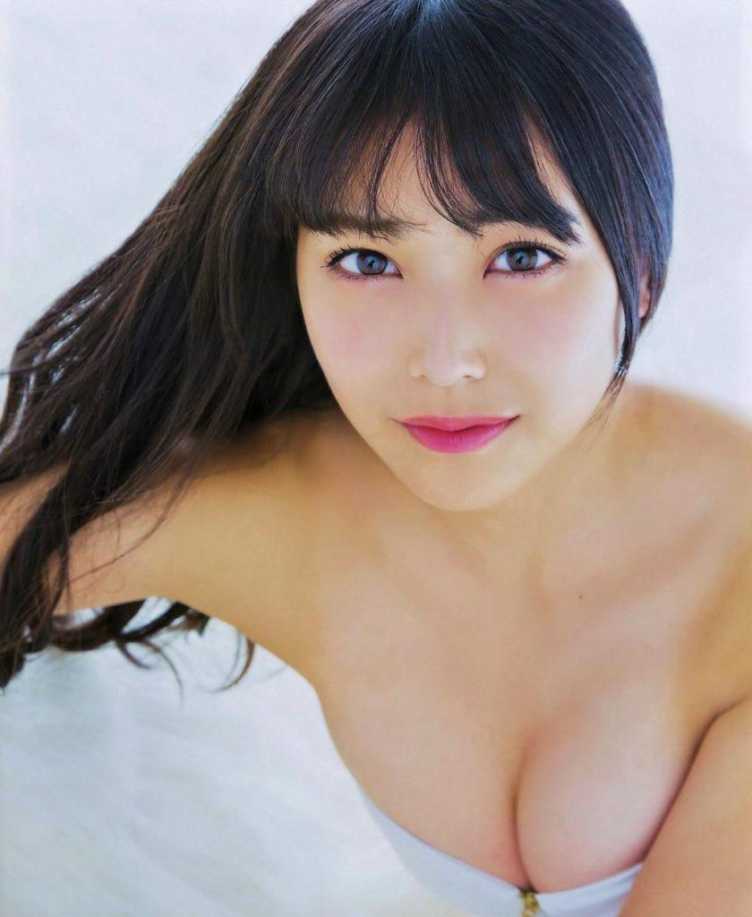 白間美瑠グラビアエロ画像23