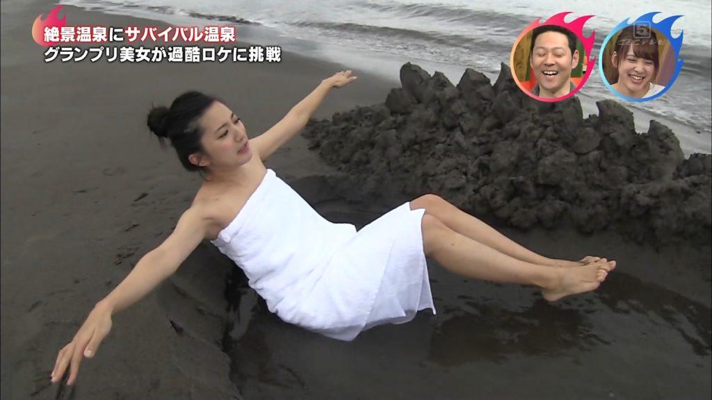 浜口順子(31)本能Zの入浴ロケエロ画像42枚・30枚目の画像