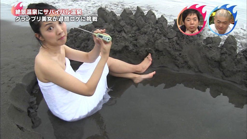 浜口順子(31)本能Zの入浴ロケエロ画像42枚・39枚目の画像