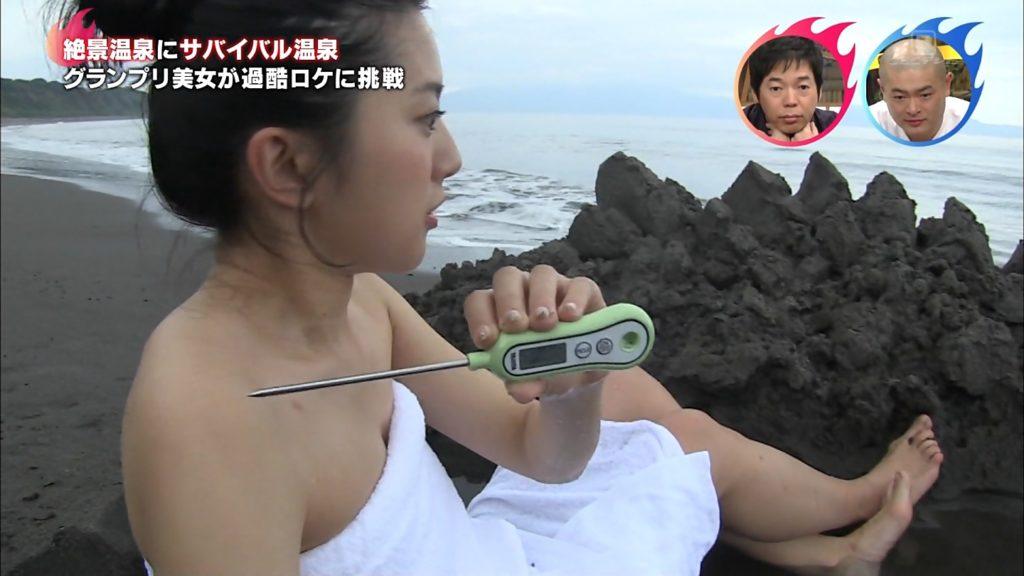 浜口順子(31)本能Zの入浴ロケエロ画像42枚・41枚目の画像