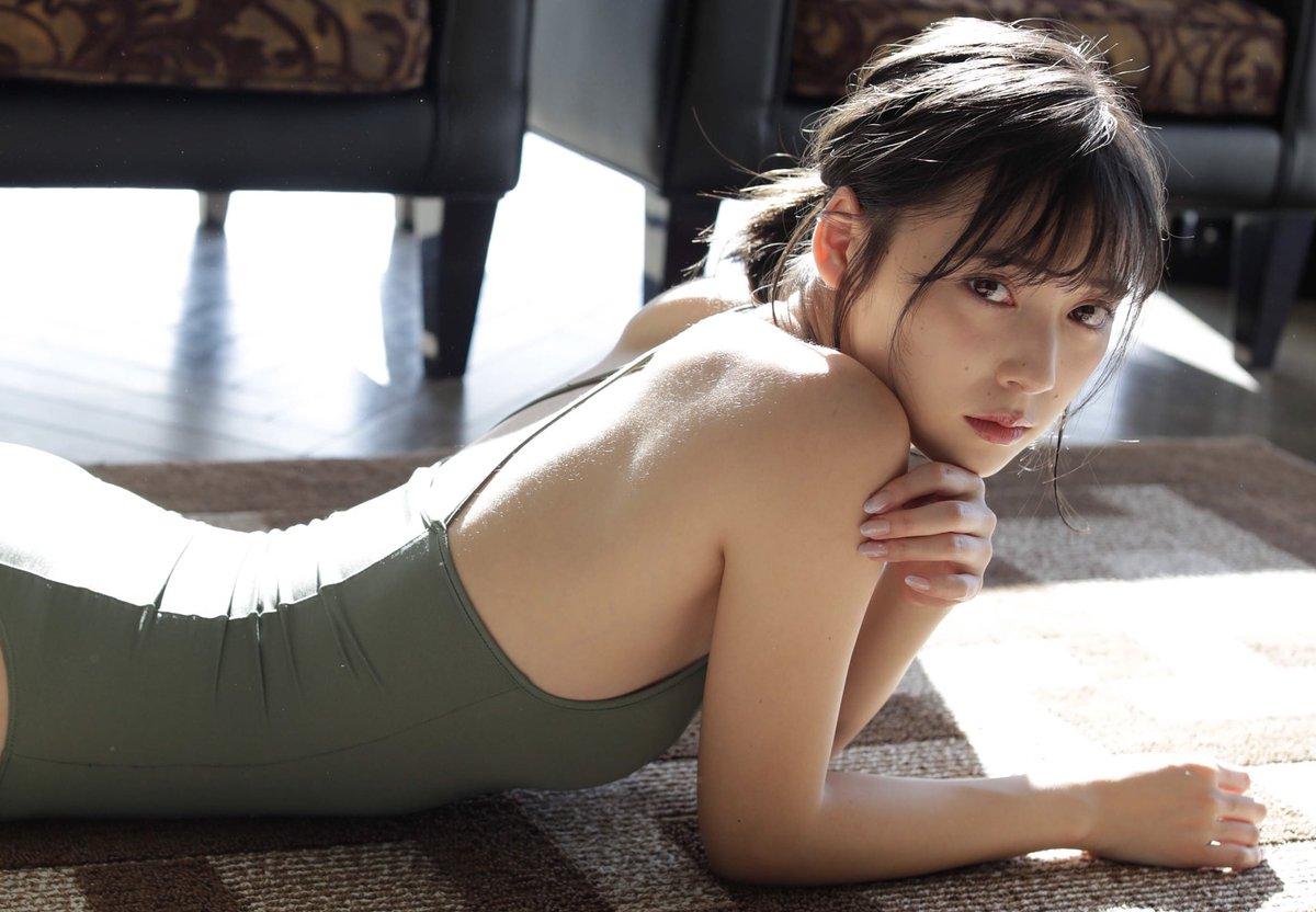 池上紗理依(22)ホクロ美女の水着グラビアエロ画像70枚・51枚目の画像