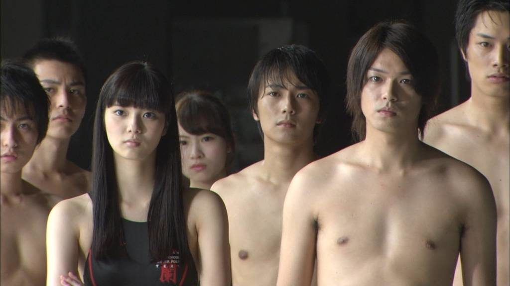 新川優愛(24)の水着姿、ドラマ濡れ場等抜ける画像130枚・43枚目の画像