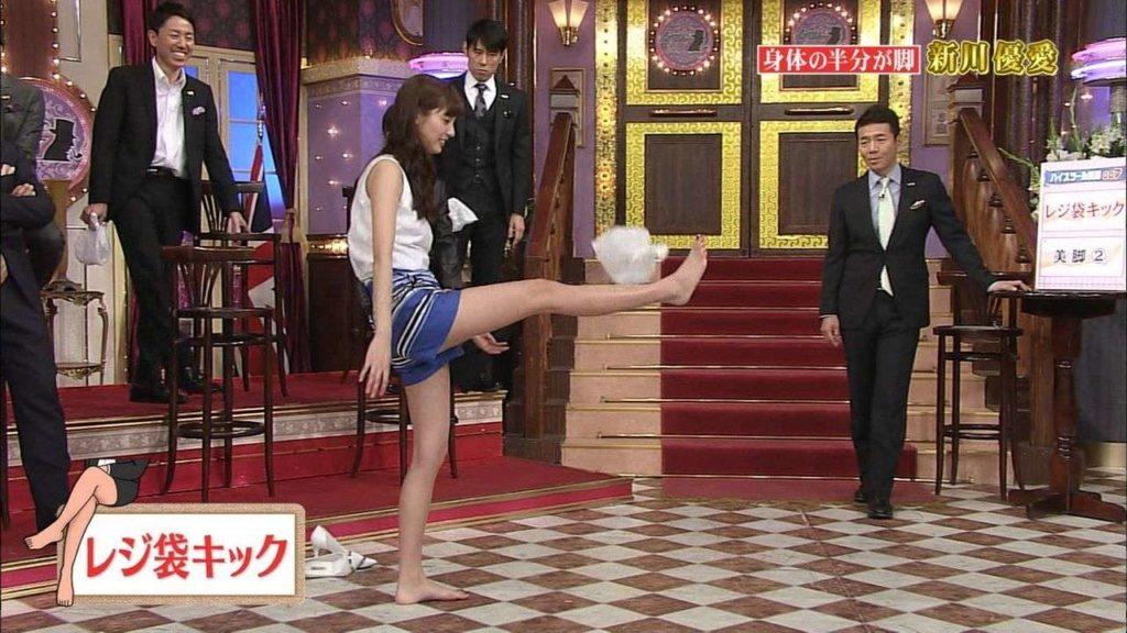 新川優愛(24)の水着姿、ドラマ濡れ場等抜ける画像130枚・32枚目の画像