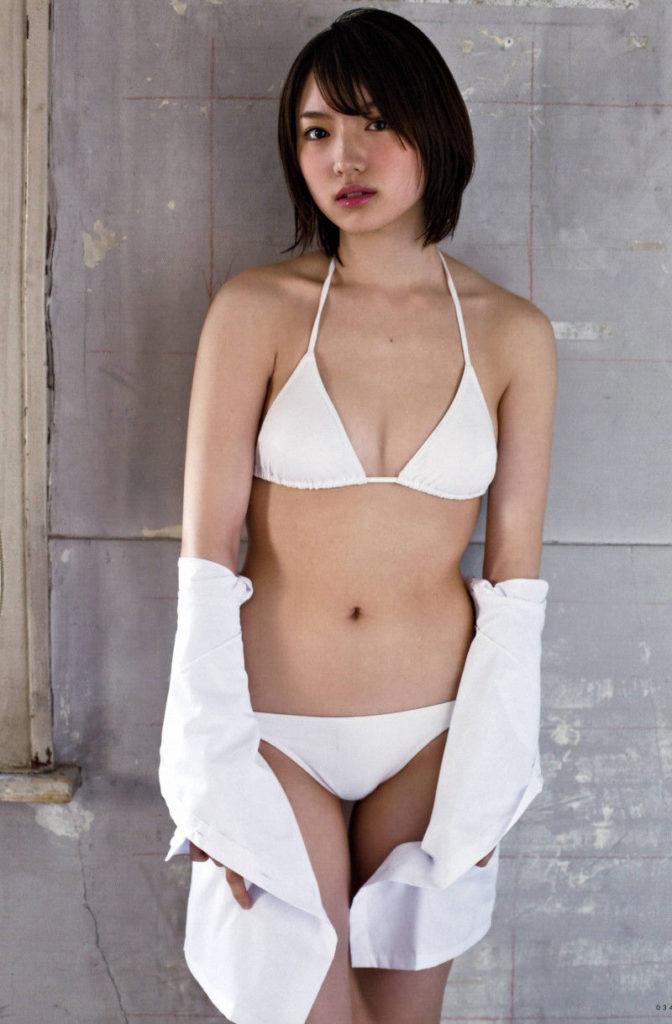 太田夢莉グラビアエロ画像5