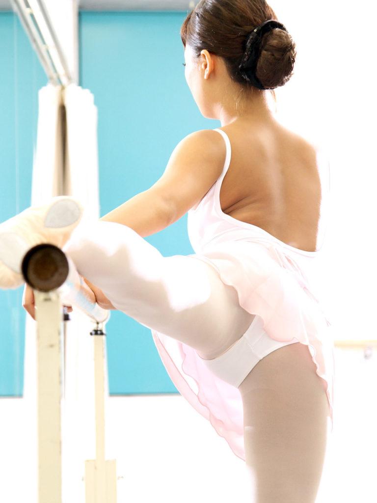バレエ女子という身体柔らかい女のエロ画像50枚・56枚目の画像