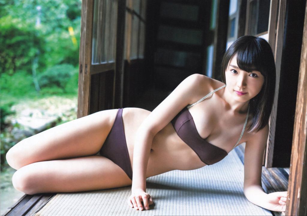 太田夢莉グラビアエロ画像18