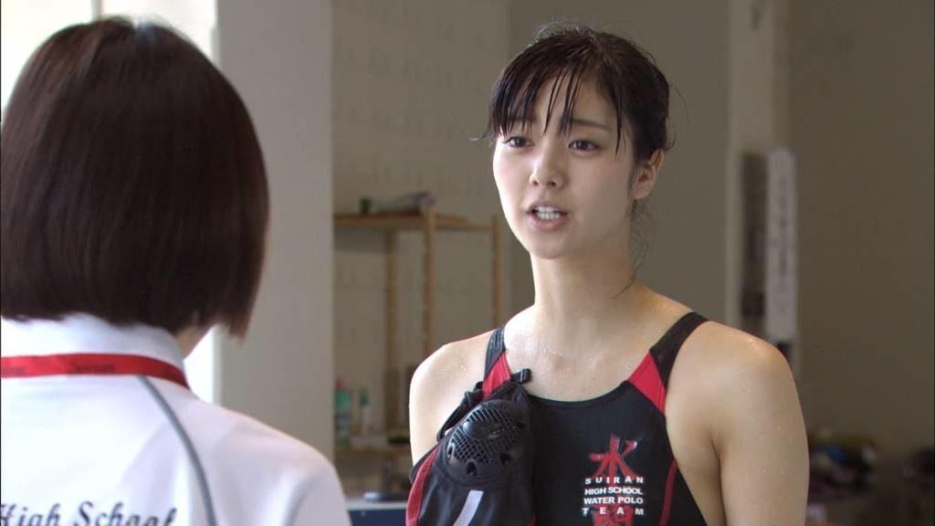 新川優愛(24)の水着姿、ドラマ濡れ場等抜ける画像130枚・44枚目の画像