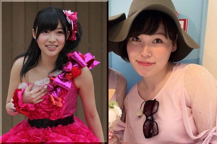 尼神インター誠子と指原莉乃の比較エロ画像