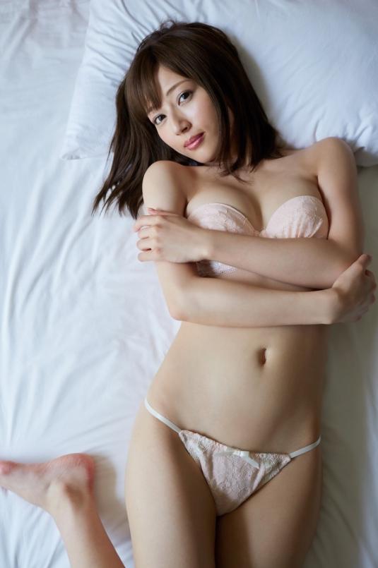 元放プリ太田希望改め新藤まなみの最新グラビアエロ画像5
