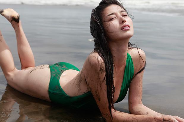 橋本マナミのグラビアエロ画像3
