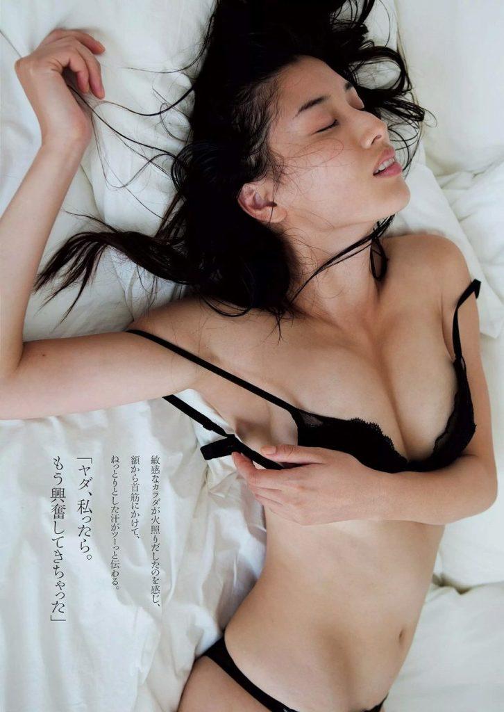 橋本マナミのグラビアエロ画像5